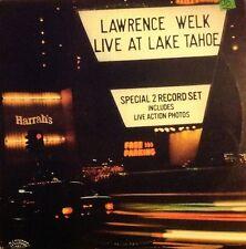 DISCO 33 GIRI - Lawrence Welk - Live At Lake Tahoe  ( 2 LP )
