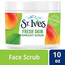 St. Ives Fresh Skin Invigorating Apricot Scrub, 10 Oz FREE SHIP