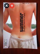 XY Magazine  Issue 21  gay jock
