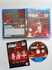 NBA 2k16 (ps4) Playstation 4 Basketballspiel