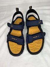 Nike Sandals Mens 12 Sport ACG Blue & Gold 305375-401 Trail Hiking Water New