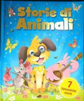 Storie Di Animals Aa. Vv. Emme Editions 2015
