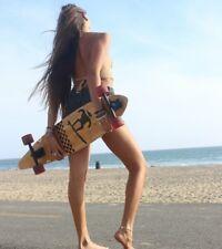 """Body Glove Artisan Bamboo Surf Mana 40"""" Longboard Skateboard"""