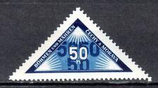 Germany / Bohmen und Mahren - 1939 Personal delivery stamp - Mi. 52 MH