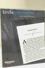Brand New Amazon - Kindle Paperwhite - Black With Special offer