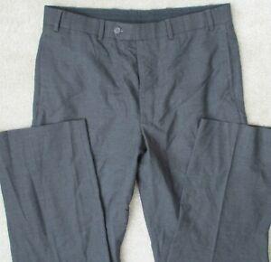 346 Brooks Brothers Mens 34X33 Stretch 97% Wool Premium Dress Pants