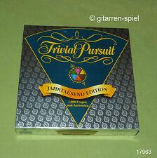 TRIVIAL PURSUIT - JAHRTAUSEND EDITION von Parker NEU OVP!