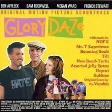 Glory Daze Film Soundtrack CD NEW SEALED The Vandals/NOFX/Tilt/Bouncing Souls+
