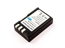 Batería de ion litio wie Nikon en-el9 en-el9a en-el9e para