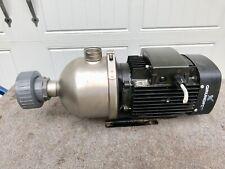Nice GRUNDFOS D 4FZ00275 P10105 Water Booster Pump