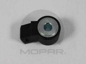 Chrysler Dodge Jeep Ram Ignition Knock Sensor Factory Mopar New OEM