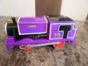 TRACKMASTER THOMAS CHARLIE BATTERY OPERATED TRAIN FREE UK POST