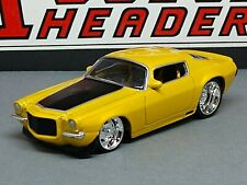 '71 CHEVY CHEVROLET CAMARO RESTO MOD LIMITED EDITION 1/64 ADULT COLLECTIBLE