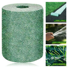 Biodegradable Grass Mat Fertilizer Garden Picnic 20*300cm Ultra-lightweight