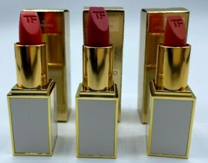 Tom Ford Ultra-Rich Lip Color 0.1oz/ 3g Full Size New In Box ~Choose yours~
