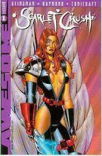 Scarlet Crush # 1 (Chris Sprouse cover) (Estados Unidos, 1998)