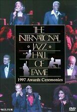 NEW International Jazz Hall of Fame: 1997 Awards Ceremonies (DVD)