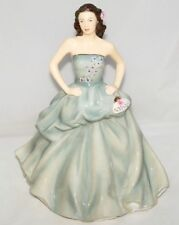 Royal Doulton Happy Birthday 2013 Annual Pretty Ladies Figurine HN5587 Boxed