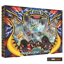 Pokemon: Guzzlord GX Collection Box: Inc 4 Booster Packs + Promo Cards