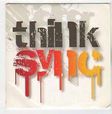 (EZ829) Think Sync, 12 track sampler various artists - DJ CD
