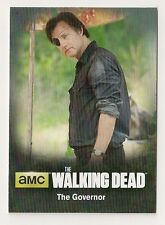 2016 TOPPS THE WALKING DEAD 4 PART 1 CHARACTER BIOS #CO9 THE GOVERNOR