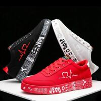 Fashion Women Sneakers Casual Shoes Female Canvas Lover Shoes Graffiti Flat