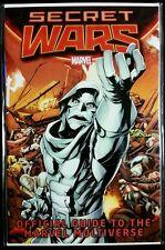 SECRET WARS, Official Guide MULTIVERSE #1 (2015 MARVEL Comics) NM - Comic Book