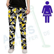 LOUDMOUTH slim pantalon modèle FR ICE PICK pour Femmes US taille 12 (Taille 81