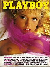 Playboy Februar/02/1989    ANNA GARCIA & SHANNON LONG & SARAH ERNI*