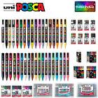 Posca Uni Paint Marker PC-3M 1.5mm Pen Fabric Metal Glass Fine Nib *45 Colours*  <br/> Buy 3 ADD 1 FREE, Premier POSCA stockist,Exclusive Sets