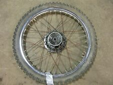 1978 yamaha dt175 enduro  front wheel rim y345~