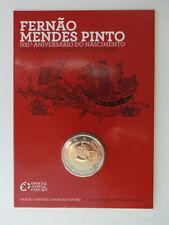 Portugal 2011 Pinto calidad  Flor de cuño 12500 unidades moneda conmemorativa