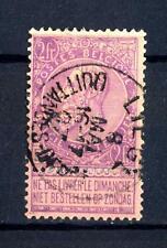 BELGIUM - BELGIO - 1893-1900 - Re Leopoldo II (1835 - 1909, reg. 1865) -