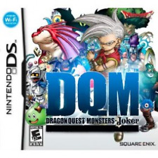 Nintendo DS Game Dragon Quest Monsters Joker US Boxed