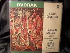 A. Dvorak - Cello Concerto / Cassado