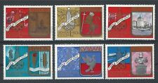 Russia  / USSR 1977, Tourism Around The Golden Ring, Olympics, Full set MNH**