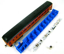 Custom Interior/Lighting Combo for 85' Palace Sleeper Coaches HO Scale