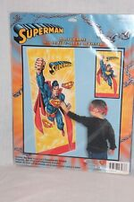 NEW IN PACKAGE SUPERMAN PARTY GAME PARTY SUPPLIES