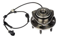 Dorman Front Wheel Hub Bearing / FOR 02-09 TRAILBLAZER ENVOY 4110377
