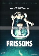 Frissons [Shivers] ~ David Cronenberg