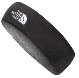 The North Face Youth Girls Standard Issue Earband Small Black