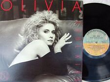 Olivia Newton-John ORIG OZ LP Soul kiss NM '85 Rock Pop Interfusion RML53127