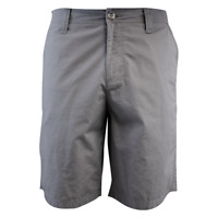 Columbia Men/'s City Grey Washed Out Short 023 Retail $40