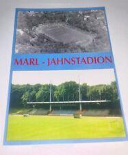 MARL JAHNSTADION (GERMANY) FOOTBALL STADIUM POSTCARD