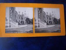 Stereo View Stereo Card - Paris Expo 1900