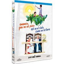 Pack: Jose Luis Cuerda (Blu-Ray)