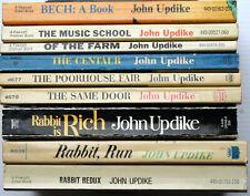 10 John Updike Rabbit Rich Run Redux Farm Bech Centaur Music School Poorhouse