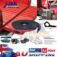 Tailgate Seal For TOYOTA HILUX SR5 05-ON UTE Rubber Dust Tail Gate Seal 3M Tape