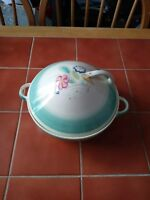 Susie Cooper vintage pottery lidded serving tureen. Perfect condition.