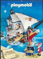 Playmobil - Collection du Père Noël 2008 - 16 pages -